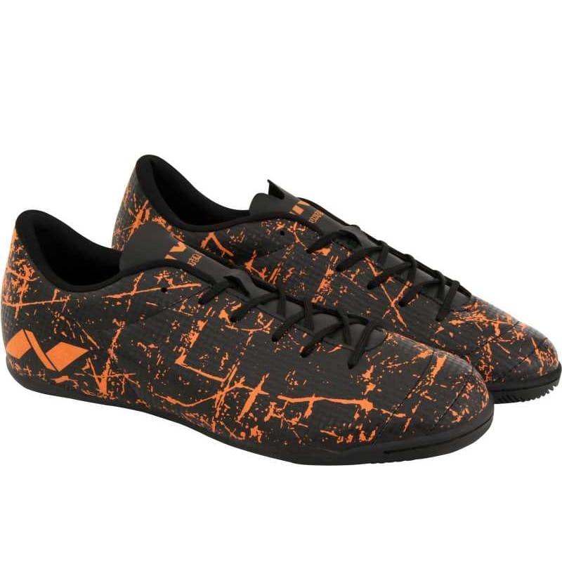 87673b25422 Buy Nivia Encounter 2.0 Futsal Football TPU Sole Shoes(Black) Online ...
