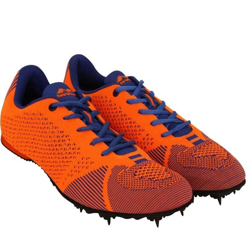 nivia spikes for running