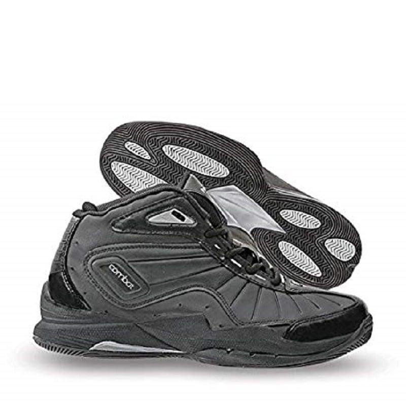 1184b9b9e62 Nivia Combat-2.0 Basketball Shoes(Black) - Sports Wing
