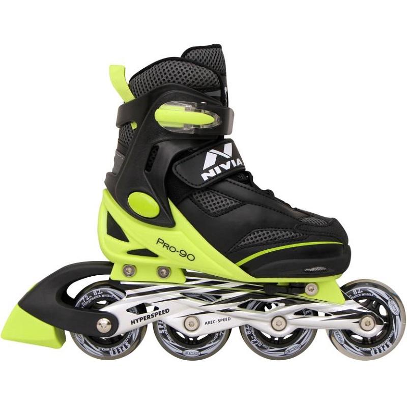 66eeec1a3c3 Buy Nivia PRO SPEED 90 (2.0) Inline Skates Online at Low Prices ...