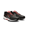 ASICS Gel-Game 7 Men's Tennis Shoes (BlackFlash Coral)