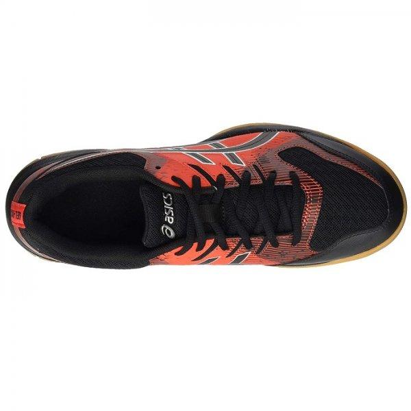 ASICS Men's Gel-Rocket 9 Badminton Shoes-Black-p1