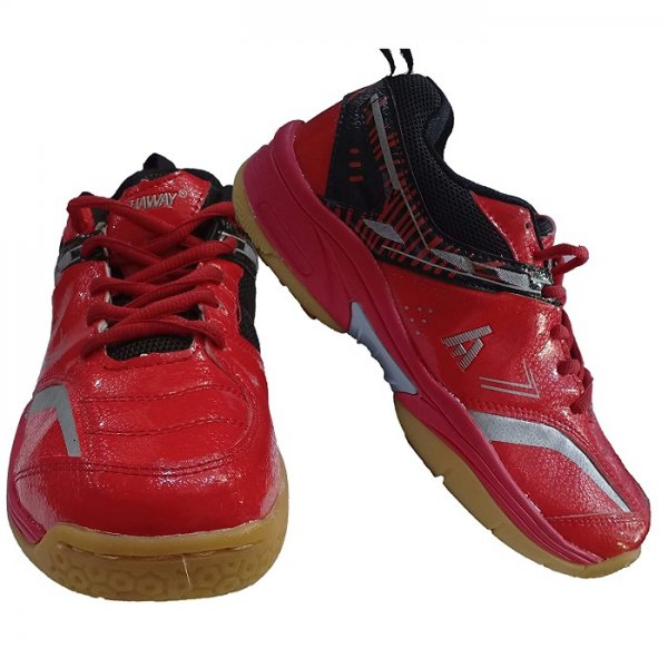 Ashaway ABS 200 Badminton Shoes Red