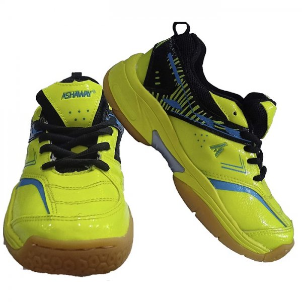 Ashaway ABS 200 Badminton Shoes Yellow