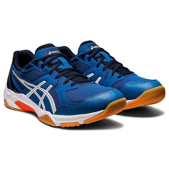 ASICS Gel-Rocket 10 Badminton Shoes (Reborn Blue/White)