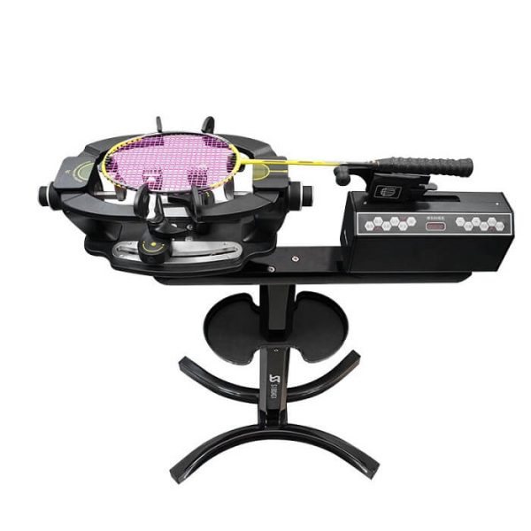 SIBOASI-S516-Automatic-Adjustable-Badminton-Stringing-Machine
