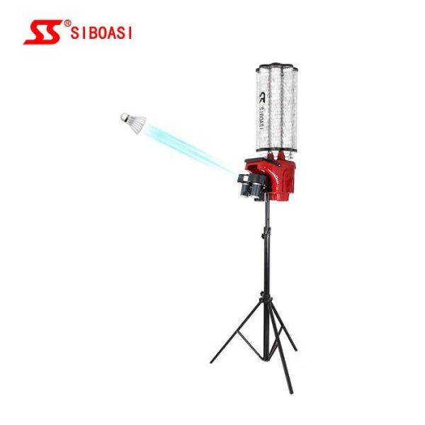 Siboasis-S2025-Badminton-Shuttle-Throwing-Machine