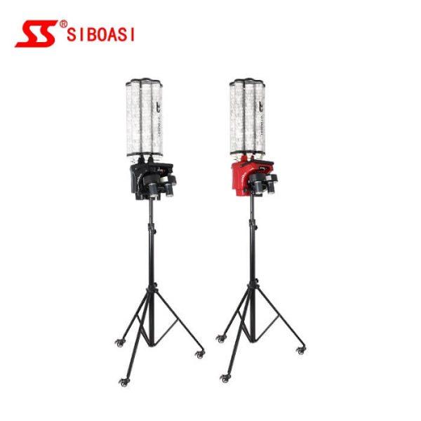 Siboasis S3025 Badminton Shuttlecock Feeder Machine